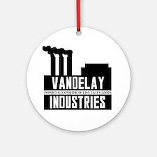 Vandelay Industries Seinfield Ornament (Round)