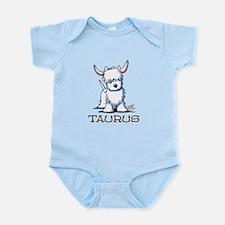 Taurus Westie Infant Bodysuit
