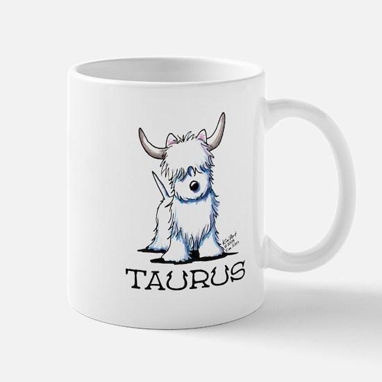 Taurus Westie Mug