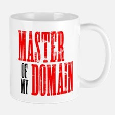 Master of My Domain Seinfield Mug