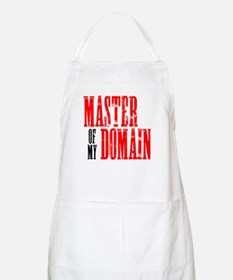 Master of My Domain Seinfield Apron