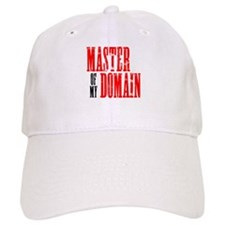 Master of My Domain Seinfield Baseball Cap