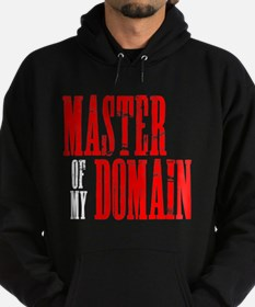 Master of My Domain Seinfield Hoodie