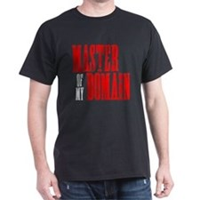Master of My Domain Seinfield T-Shirt