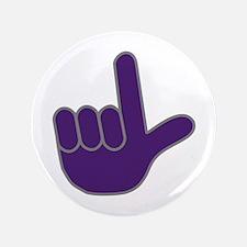 """Big Purple Loser 3.5"""" Button"""