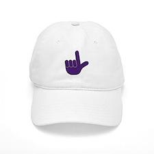 Big Purple Loser Baseball Cap