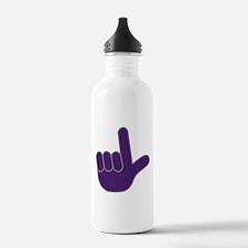 Big Purple Loser Water Bottle