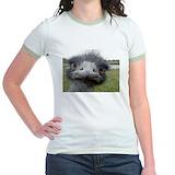Emu Jr. Ringer T-Shirt