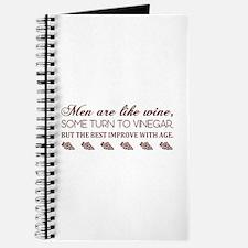Men Are Like (Burg) Journal