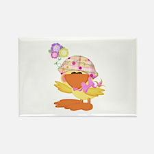Baby Quackups 1 Rectangle Magnet