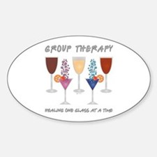 Group Therapy Decal