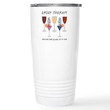 Group Therapy Travel Coffee Mug