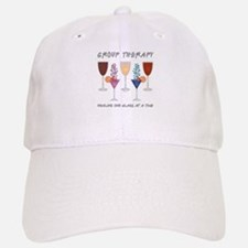 Group Therapy Baseball Baseball Cap