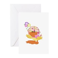 Baby Quackups 1 Greeting Cards (Pk of 10)