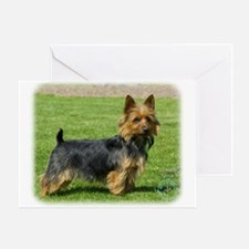 Australian Terrier 9R044D-70 Greeting Card