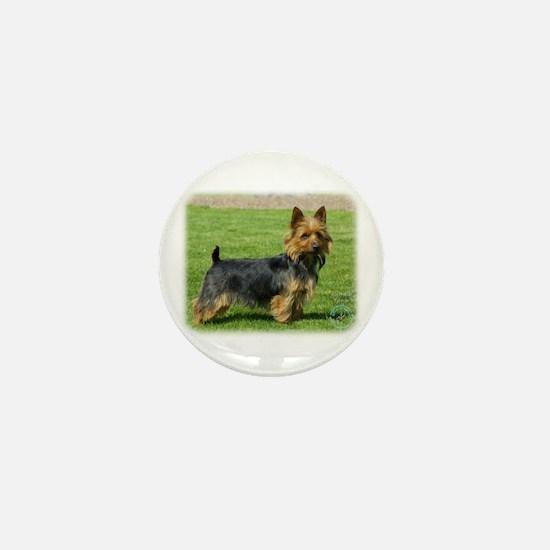 Australian Terrier 9R044D-70 Mini Button