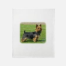 Australian Terrier 9R044D-70 Throw Blanket