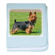 Australian Terrier 9R044D-70 baby blanket