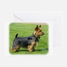 Australian Terrier 9R044D-62 Greeting Card