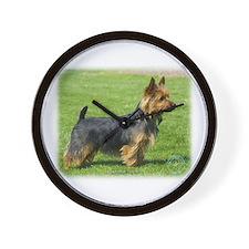 Australian Terrier 9R044D-62 Wall Clock