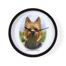 Australian Terrier 9R044D-19 Wall Clock