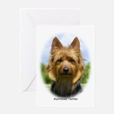 Australian Terrier 9R044D-19 Greeting Card