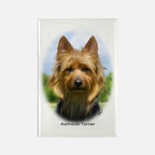 Australian Terrier 9R044D-19 Rectangle Magnet