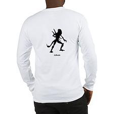 Ninja& Alian Long Sleeve T-Shirt