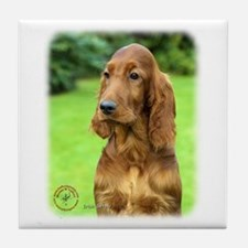 Irish Setter 9T004D-349 Tile Coaster