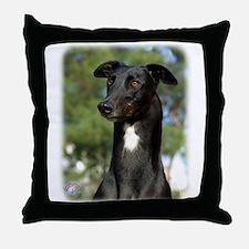 Greyhound 9R022-146 Throw Pillow