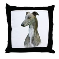 Greyhound 9J008D-4 Throw Pillow