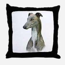 Greyhound 9J008D-4 Throw Pillow