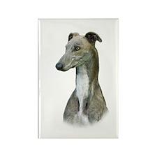Greyhound 9J008D-4 Rectangle Magnet