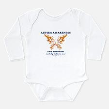 Early Intervention Long Sleeve Infant Bodysuit