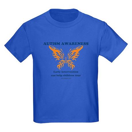 Early Intervention Kids Dark T-Shirt