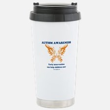 Early Intervention Stainless Steel Travel Mug