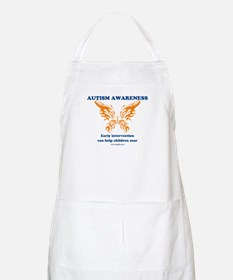 Early Intervention BBQ Apron