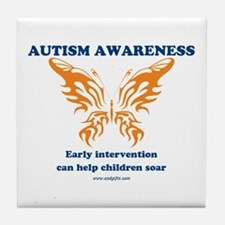 Early Intervention Tile Coaster