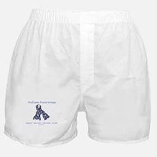 Autism Awareness (seaa) Boxer Shorts