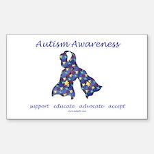 Autism Awareness (seaa) Decal