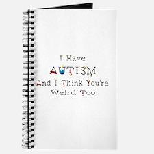 Autism Weird Journal