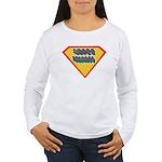 Super Teacher Women's Long Sleeve T-Sh