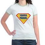 Super Teacher Jr. Ringer T-Shirt