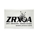 ZRXOA Rectangle Magnet (10 pack)