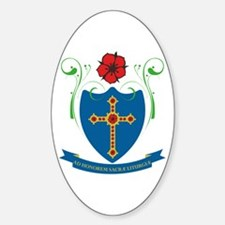 Cool Liturgical Sticker (Oval)