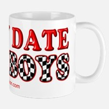 Date Fast Boys Mug