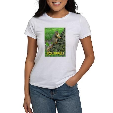 SQUIRREL! Women's T-Shirt