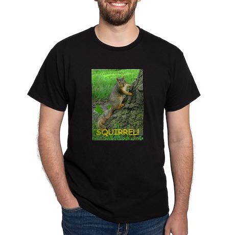 SQUIRREL! Dark T-Shirt