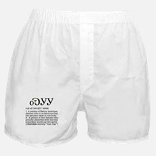 Cherokee Two-Spirit Boxer Shorts