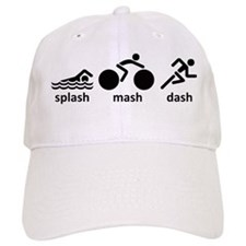 Splash Mash Dash Baseball Cap